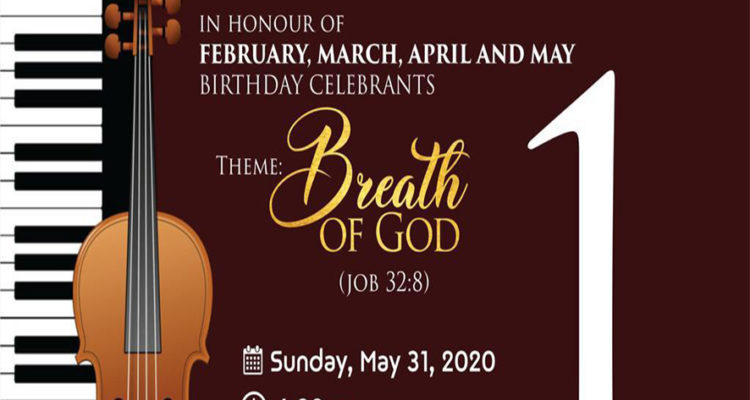 Pentecost Concert: Breath Of God