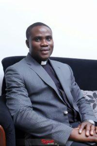 The Vicar - Venerable Oreoluwa F. Agbelusi