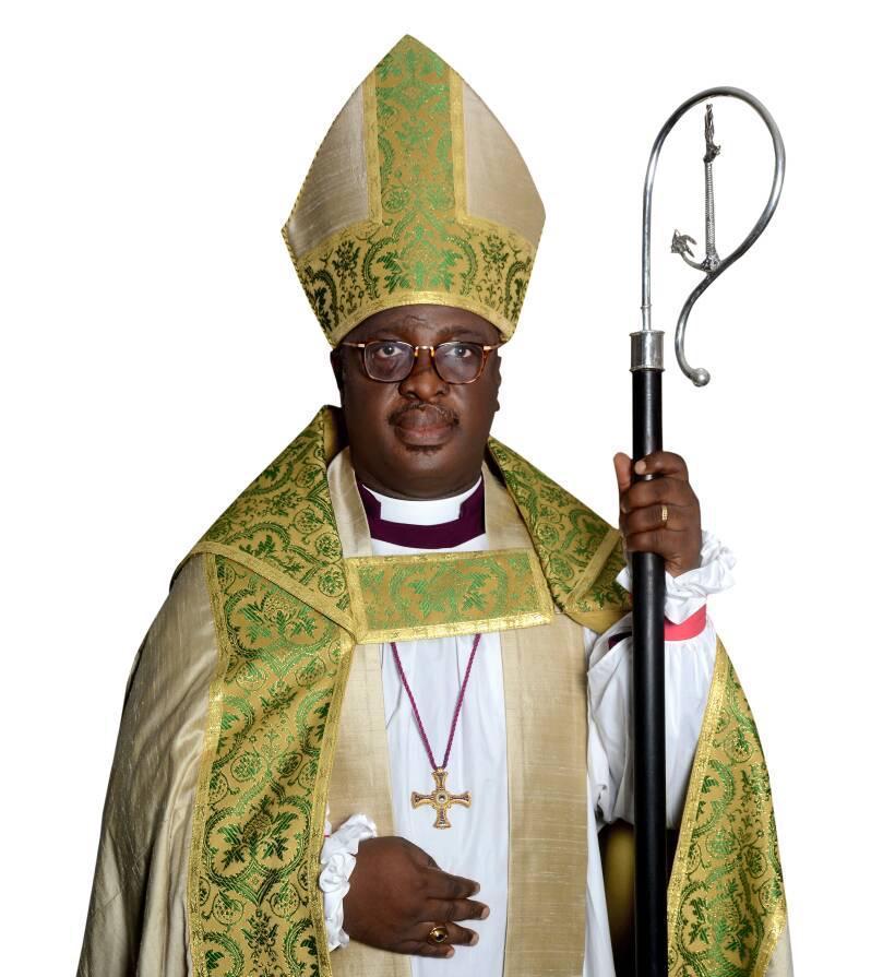 The Right Reverend Doctor Humphrey Bamisebi Olumakaiye